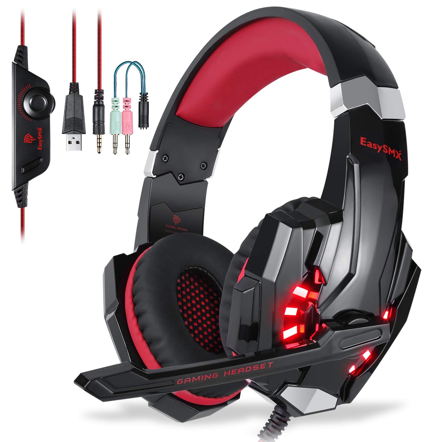 Casque Gaming PS4…