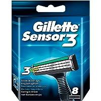 Gillette Sensor - Lame per rasoio da uomo