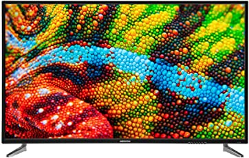 MEDION P16500 163,8 cm (65 Zoll UHD) Fernseher (4K, Triple Tuner, DVB-T2 HD, PVR, USB, HDMI, CI+, Mediaplayer)