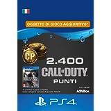 Call of Duty : Modern Warfare 2400 Points | Codice download per PS4 - Account italiano
