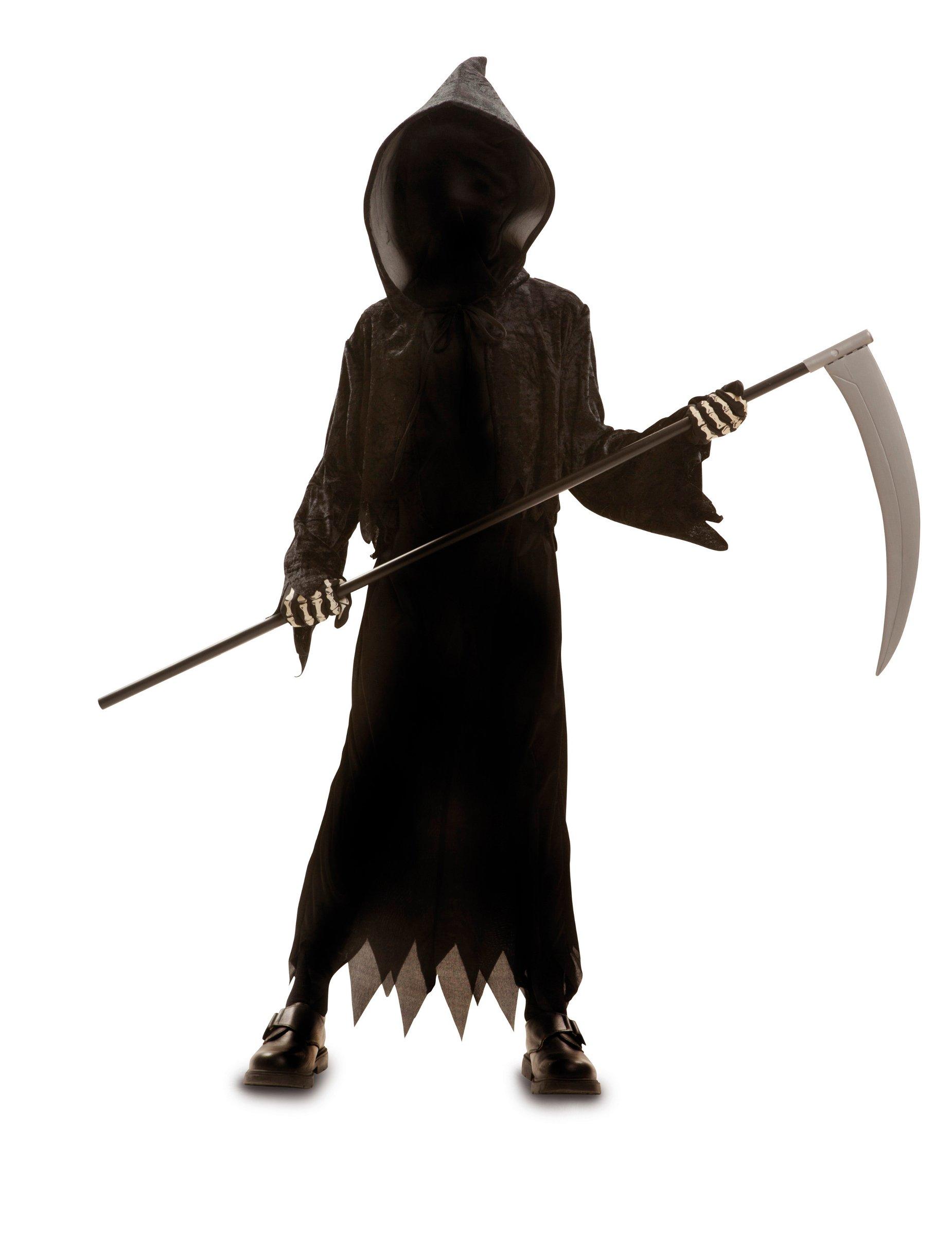 My Other Me Disfraz de Muerte Oscura para niño para Halloween