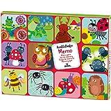 Moses 16119 Memo - Juego clásico para niños a Partir de 3 años, Multicolor