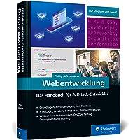 Webentwicklung: Das Handbuch für Fullstack-Entwickler. Über 600 Seiten Roadmap für die Webentwicklung