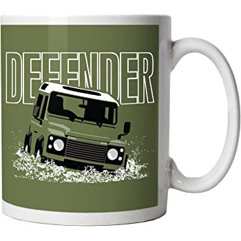 KEEP CALM AND FIRE UP THE LAND ROVER MUG landrover defender freelander discovery