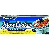"Reynolds Metals 00504 Slow Cooker Liners 13""X21"", 4 LINERS"