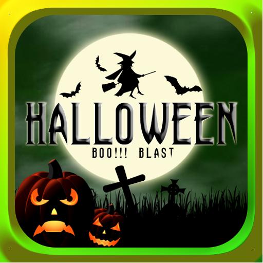 Halloween Boo Explosion