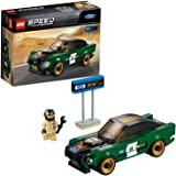 LEGO- Speed Champions Ford Mustang Fastback, Multicolore, 75884