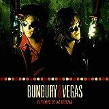 Bunbury & Vegas - El Tiempo De Las Cerezas (2 Lp + 2 Cd) [Vinilo]