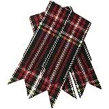 scottish kilt sock flashes various tartans pointed