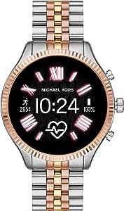 Michael Kors Smartwatch Gen 5 Lexington Connected con Wear OS by Google e Altoparlante, GPS, Frequenza Cardiaca e Notifiche sullo Smartphone