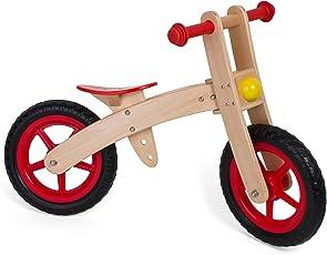 Legnoland 35483 - Bicicletta in Legno Ruota Libera senza Pedali