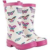 Hatley Butterflies - Botas de Agua para niñas