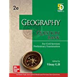 Geography Question Bank For Civil Services Preliminary Examination | Second Edition