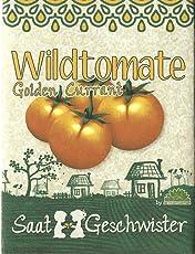 """Die Stadtgärtner Tomate""""Golden Current""""-Saatgut   leuchtender Verwandlungskünstler   sehr einfach anzubauen"""
