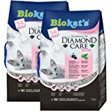 biokat de Diamantes 613079Cuidado Fresco U 10L (Pack de 2)