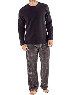 1a35b92e905d70 Livergy Herren Flanell Pyjama Schlafanzug Nachtwäsche Oberteil + ...
