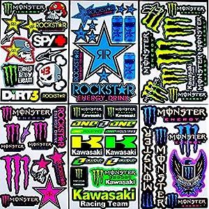 Monster Energy Sticker Günstig Online Kaufen Fachmarkt