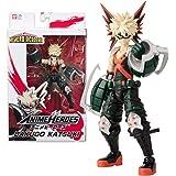 Bandai. Anime Heroes. My Hero Academia. Action figure Anime heroes 17 cm. Bakugou Katsuki. 36912