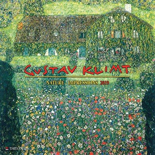 Gustav Klimt - Nature Impressions 2019: Kalender 2019 (Tushita Fine Arts)