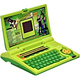 Toyify 20 Activities & Games Fun Laptop Notebook Computer Toy for Kids (65 Activity Laptop(Pink))