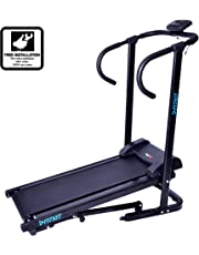 Fitkit FK95 Manual Treadmill with Free Installation