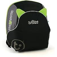 Trunki BoostApak Kinderrucksack mit integriertem Kindersitz Gruppe 2/3 (grün)