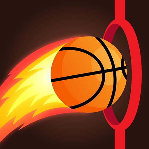 Tappy Dunk - Hit Basketball Spiele: Gratis Spiele 2018 (Basketball Spiele)