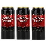 6 Dosen Fuller´s London Pride Premium Ale 500ml Vollbier Bier Fullers Alkoholgehalt 4,7% Vol.inc. 1.50€ EINWEG Pfand