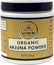 Naturevibe Botanicals Organic Arjuna Powder -200 gm