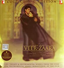 Veer Zaara - Collector's Edition (4 disc set)