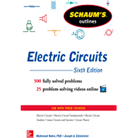 Schaum's Outline of Electrical Circuits, 6th edition (ebook) (Schaum's Outlines) (English Edition)