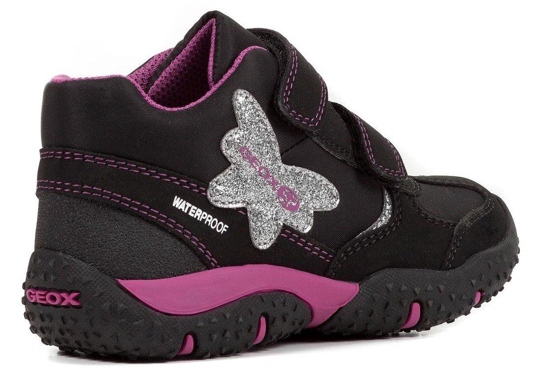 Zapatillas para niña Baltic con función de botín (J842VA 050FU C9002) de Geox