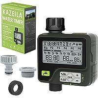 Kazeila Centralina Irrigazione Irrigatore Automatico Programmatore Irrigazione 6 programmi di irrigazione Separati con…