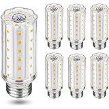 Ampoules Led E27 10W 3000K Auting, Équivalent Ampoule Halogène 100w, Blanc Chaud,1000lm,360 Angle,Vis E27,Non Dimmable,Pas de