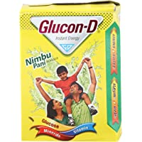 Glucon-D Instant Energy -Nimbu Pani, 200g Carton
