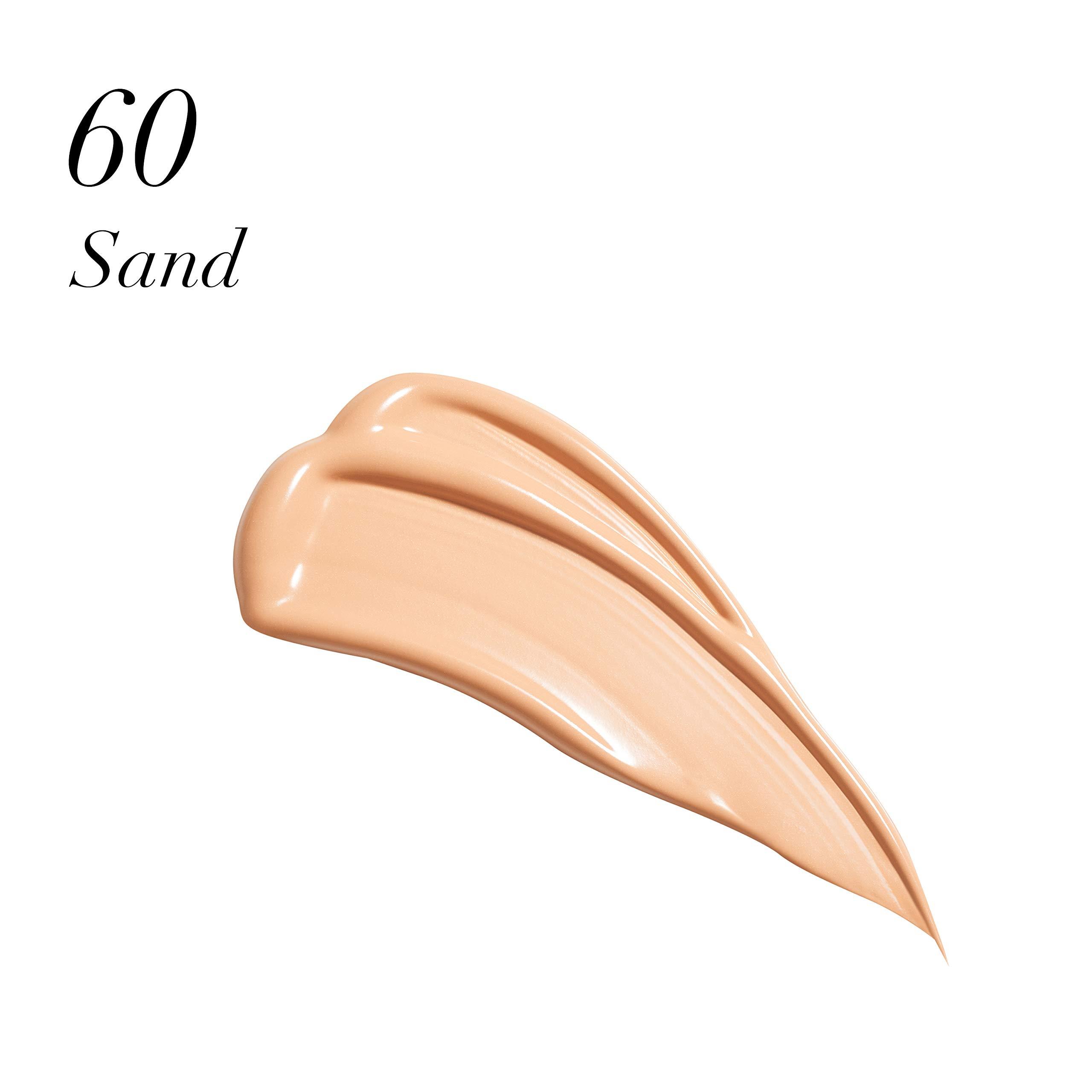 Max Factor Radiant Lift Base de maquillaje Tono 60 Sand (Pieles claras) -30ml.