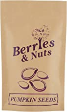 Berries and Nuts Raw Pumpkin Seeds, 1kg
