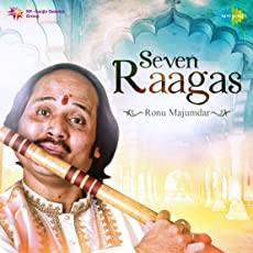 Seven Ragas - Ronu Majumdar