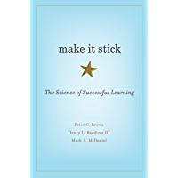 Make It Stick: The Science of Successful Learning (English Edition)