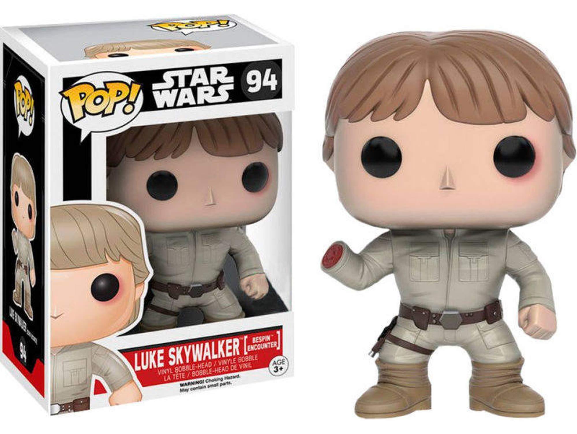 Funko Pop Luke Skywalker con mano cortada (Star Wars 94) Funko Pop Star Wars