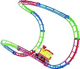 Mitashi Dash Tumble Jumble Train, Multi Color