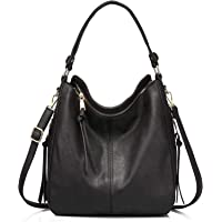 Inovera (Label) Faux Leather Women Handbags Shoulder Hobo Bag Purse With Long Strap