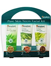Himalaya Pure Skin Neem Facial Kit
