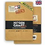 Hidden Games Crime Scene - The Little Gomersal Case - Escape Room Game (UK edition)