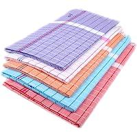 "Sathiyas Sunrise Cotton Bath Towel 5 Pcs Combo (Size : 33"" x 66"" Inches) (asvtwl241)"