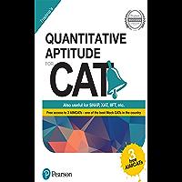 Quantitative Aptitude for CAT by Pearson