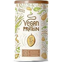 Vegan Protein | SCHOKOLADE | Pflanzliches Proteinpulver mit Reis-, Soja-, Erbsen-, Chia-, Sonnenblumen- und…