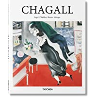 Marc Chagall, 1887-1985: Painting As Poetry: English Edition: BA