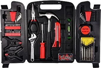Visko Household Hand Tool Set (132 Pieces)