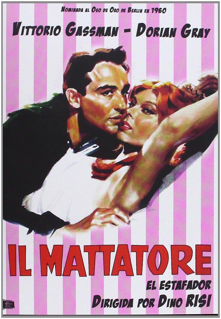 Il Mattatore, Dino Risi.(Audio in italiano e spagnolo)